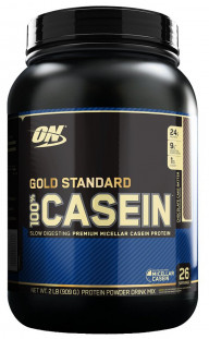 Протеин Optimum Nutrition 100% Casein Protein 2 lb (908 г)