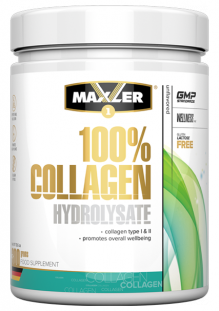 Maxler 100% Collagen Hydrolysate (300 г)
