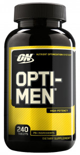 Optimum Nutrition Opti Men (240 таб)