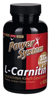 Power System L-Carnitine Tabs (80 таб)