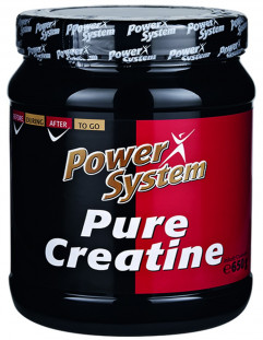 Power System Pure Creatine (650 г)