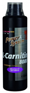 Power System L -Carnitine 8000 мг (500 мл)